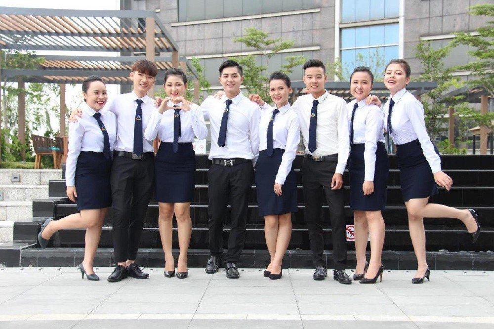 đồng phục văn phòng công sở - 3
