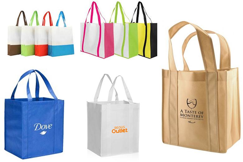 túi vải không dệt, túi vải pp giá rẻ, chất lượng, bền, chống nước, chống cháy - 1