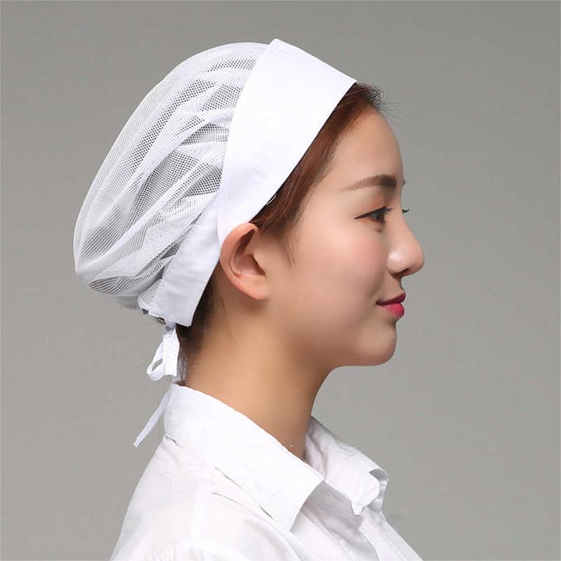 Mũ lưới bảo vệ tóc