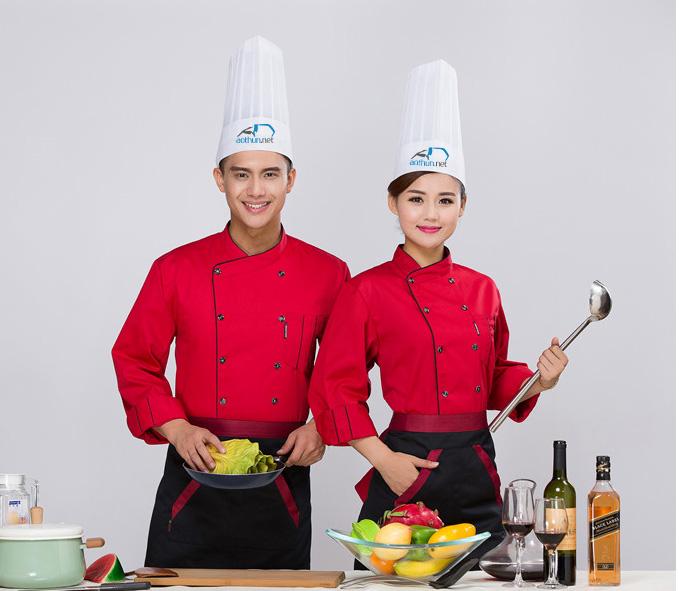 Nón đầu bếp Đồng phục nhà hàng, khách sạn