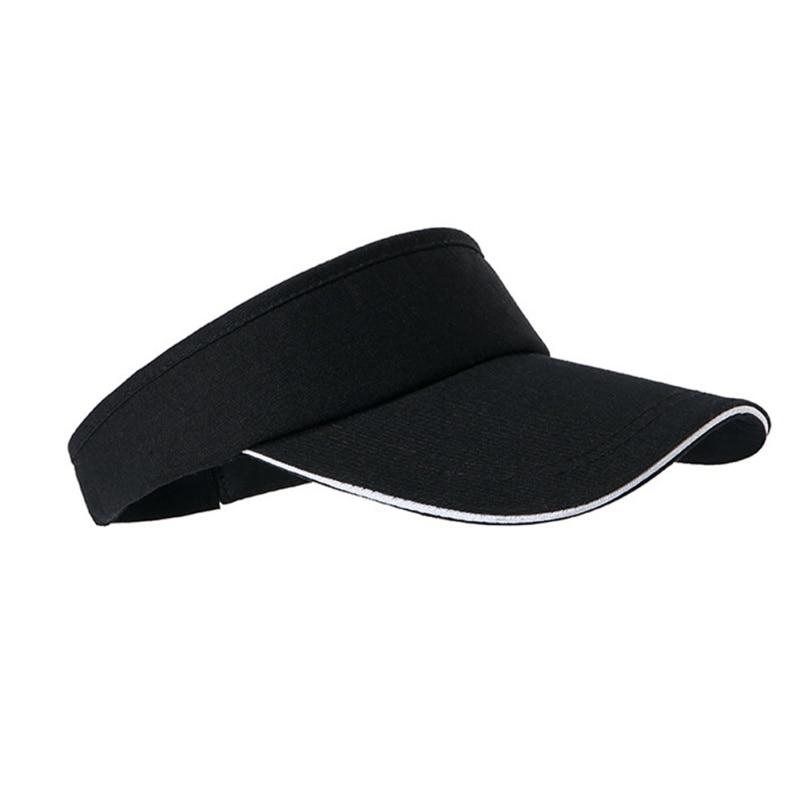 Mũ tennis màu đen