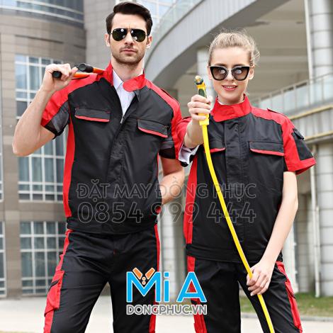 Đồng phục bảo hộ lao động dành cho kỹ sư